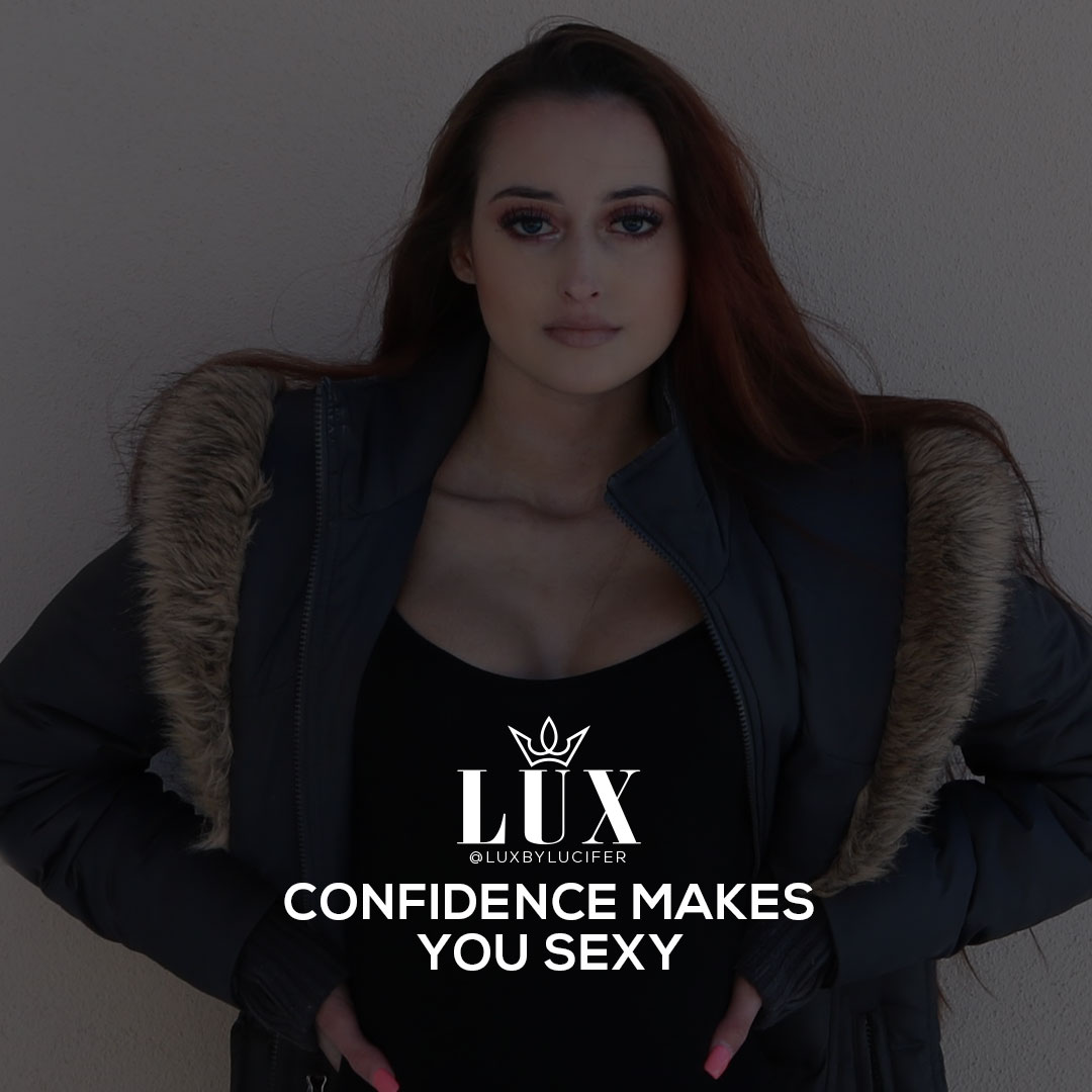 confidence is key