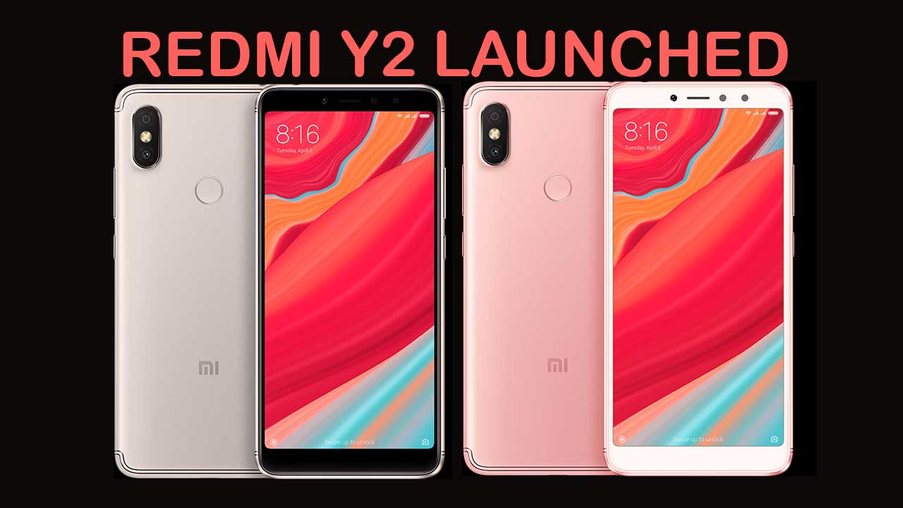 Redmi-Y2-Launched