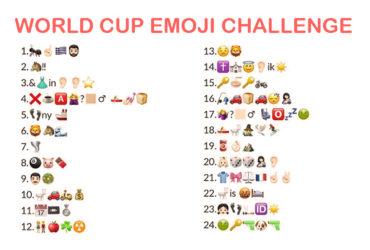 world-cup-emoji-challenge