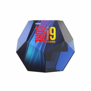 intel i9 9900k gaming processor