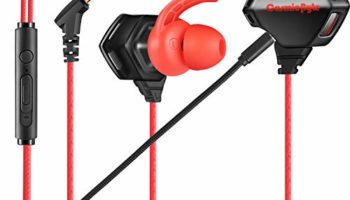 Cosmic Byte CB-EP-03 Gaming Earphone with Detachable Microphone for PC, PS4, Mobiles, Tablets (Black)