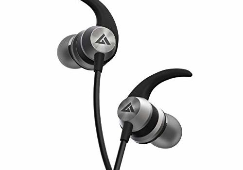 Boult Audio BassBuds X1 in-Ear Wired Earphones with Mic and 10mm Powerful Driver for Extra Bass and HD Sound (Black)