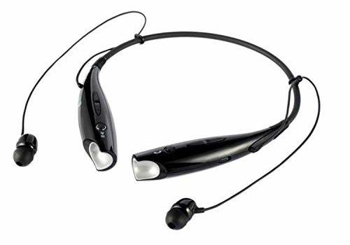 Raniwal E Hub HBS 730 Stereo Headset with Call Function (Black)