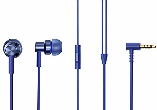 Redmi Hi-Resolution Audio Wired Headset (Blue, in The Ear)