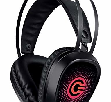 Circle ARKO PRO Gaming Headphone Headset with Mic with RGB 7 Colour Breathing and Protein Fabric Earcup