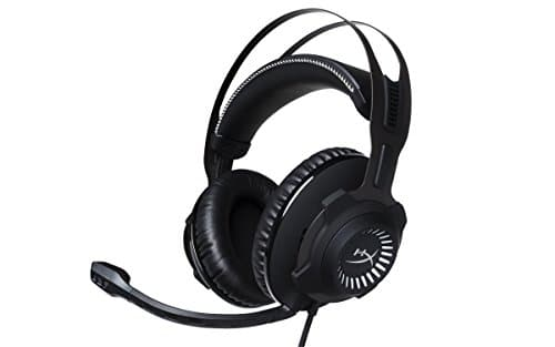 HyperX Cloud Revolver S Gaming Headset for PC,Xbox One,PS4 - Gun Metal (HX-HSCRS-GM/AS)