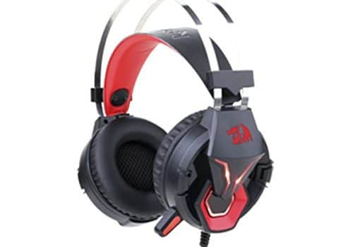 REDRAGON Headphones Gamer CETO Vibration and Backlight 3 Colors