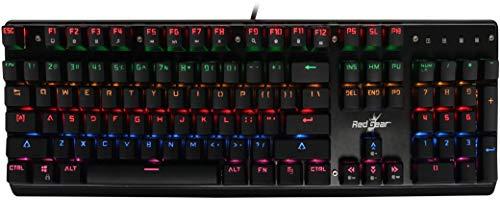 Redgear Invador MK881 Mechanical Keyboard (Black)