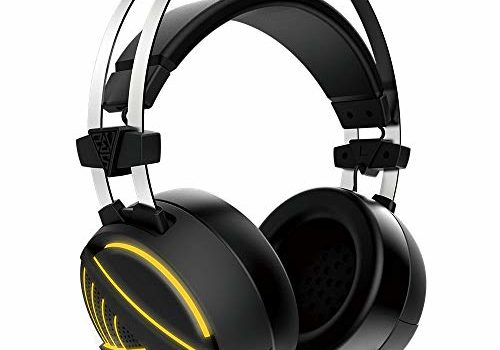 GAMDIAS Hebe M1 RGB 7.1 Virtual Surround Sound Gaming Headset