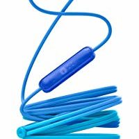 Philips SHE2305BL/00 Upbeat inear Earphone with Mic (Marine Blue)