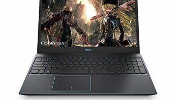 Dell G3 3500 Gaming15.6-inch FHD Laptop (10th Gen Core i7-10750H/8GB/512GB SSD/Windows 10 + MS Office/NVIDIA1650 Ti Graphics/Eclipse Black) D560123WIN9BE