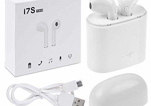 CART VILLAI7 TWS Bluetooth Wireless Earphone competible for All Handset Smartphone