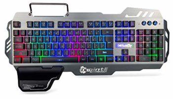 Getek 7pin PK900 Gaming Keyboard with Backlight 104 Keys