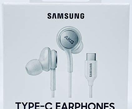 Samsung USB Type-C Earphones EO-IC100BBEGWW Black (White)