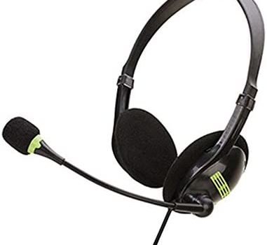 SY440MV 3.5mm Gaming Headset Head-Mounted for Laptop Computer PC Earphone with Mic Wired Stereo Headphones