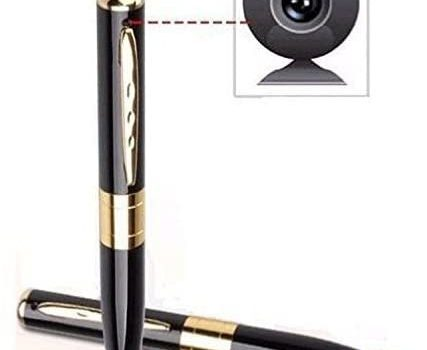 garima electronics Spy Pen Camera Full HD Hidden Camera Quality Video/Audio Home Security Recording, HD Sound Clarity Camera with Memory Card Inserting Facility with Data Transfer Cable